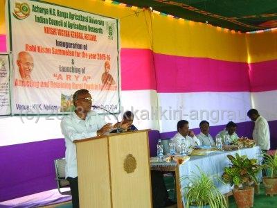 Speach by Dr.Y. Suryanarayana Principal Scientist  Head ARS Nellore.jpg