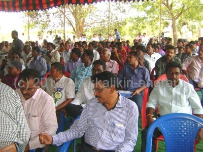 Participation of Participants during launching of ARYA programme.jpg